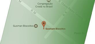 Veja nossa localização no mapa
